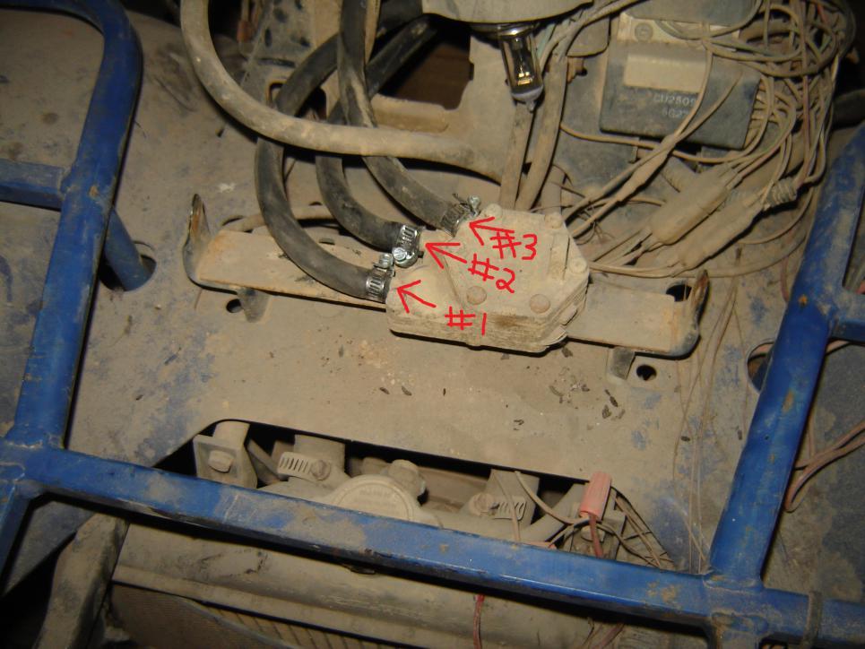 Installing Carb  U0026 39 95 Magnum 425