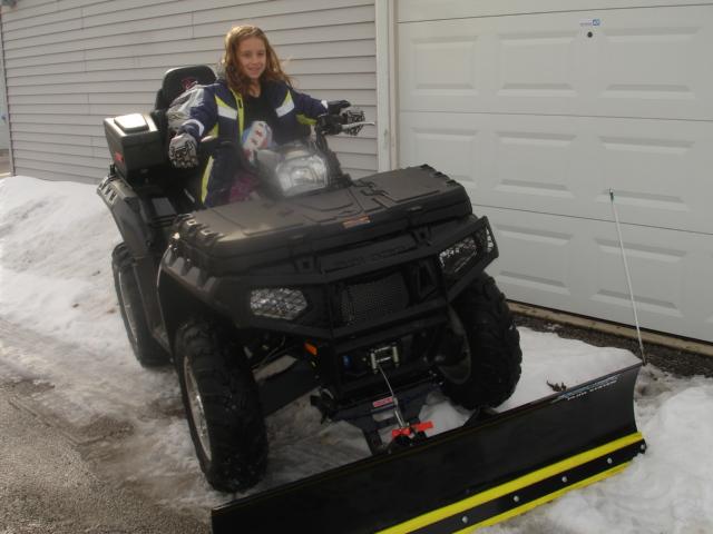Poly Snow Plow Edge Page 2 Polaris Atv Forum
