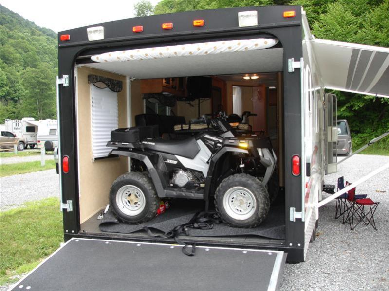 Dirt Bike Toy Hauler Pictures