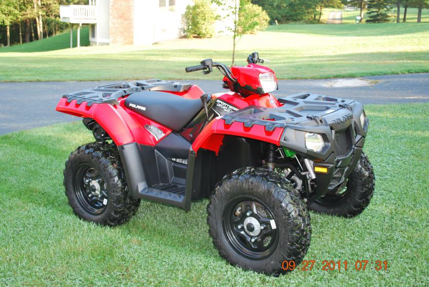 2011 Xp550 Or Xp550 Eps