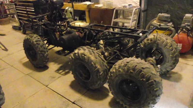 2005 Sportsman 6x6 Rebuild Polaris Atv Forum