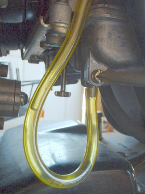 Yamaha Raptor  Carburetor Leaking Gas