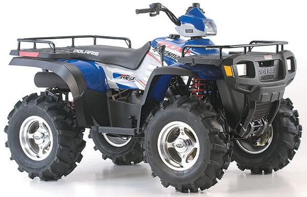 quad polaris 700 sportsman