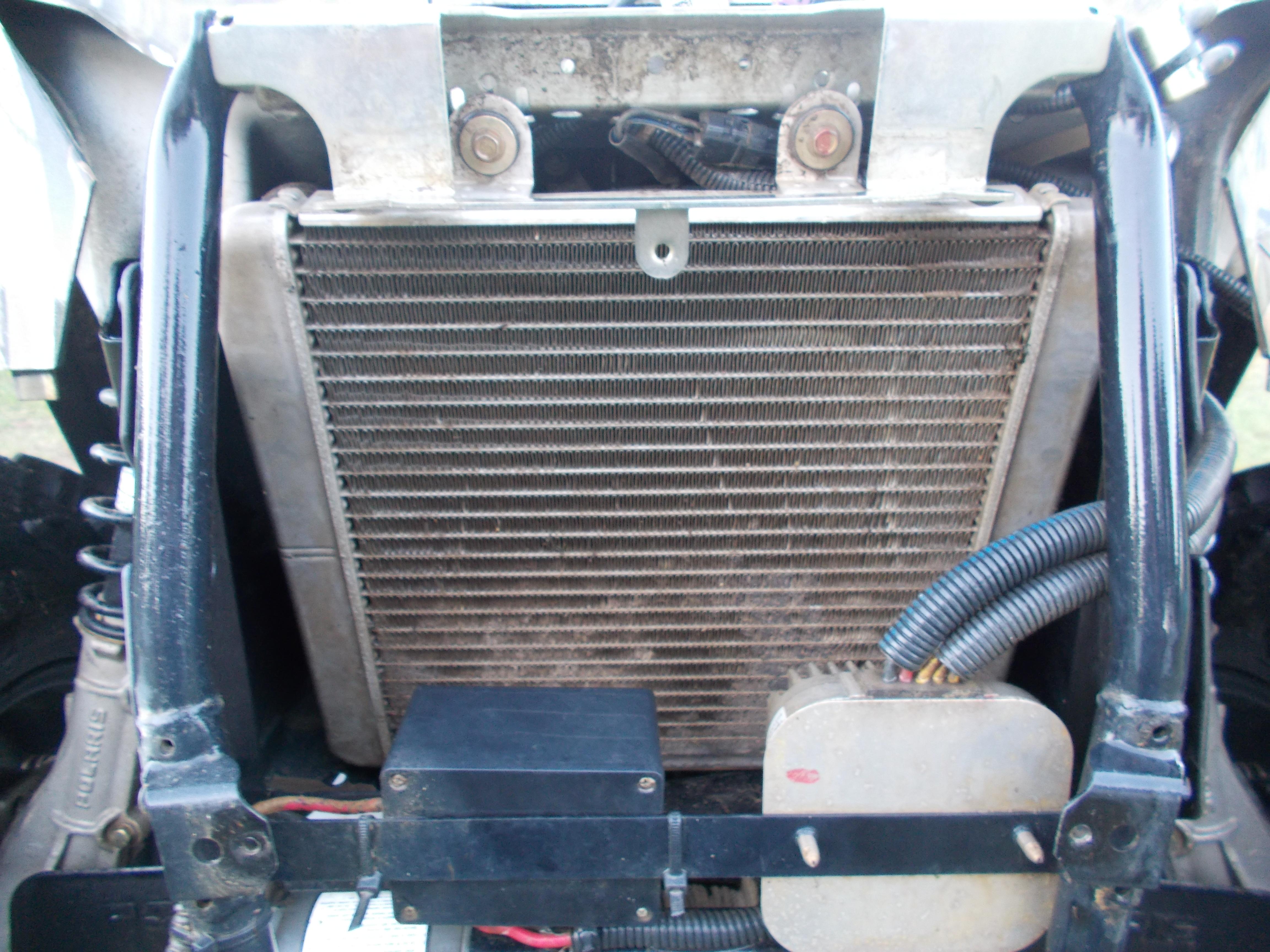 Wild Boar Radiator Relocate Kit Polaris Atv Forum