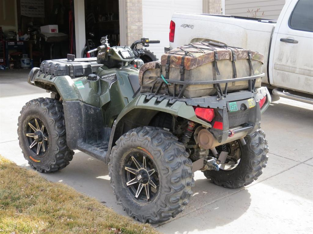 Polaris General 1000 >> Kenda Bearclaw HTR questions - Page 3 - Polaris ATV Forum