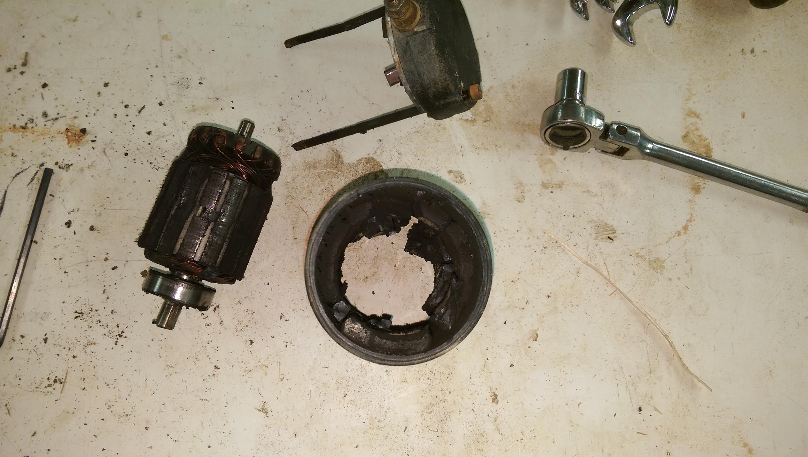 Polaris 3500 Winch Problems Solenoid Wiring Diagram Fail Atv Forum Rh Polarisatvforums Com Parts Breakdown