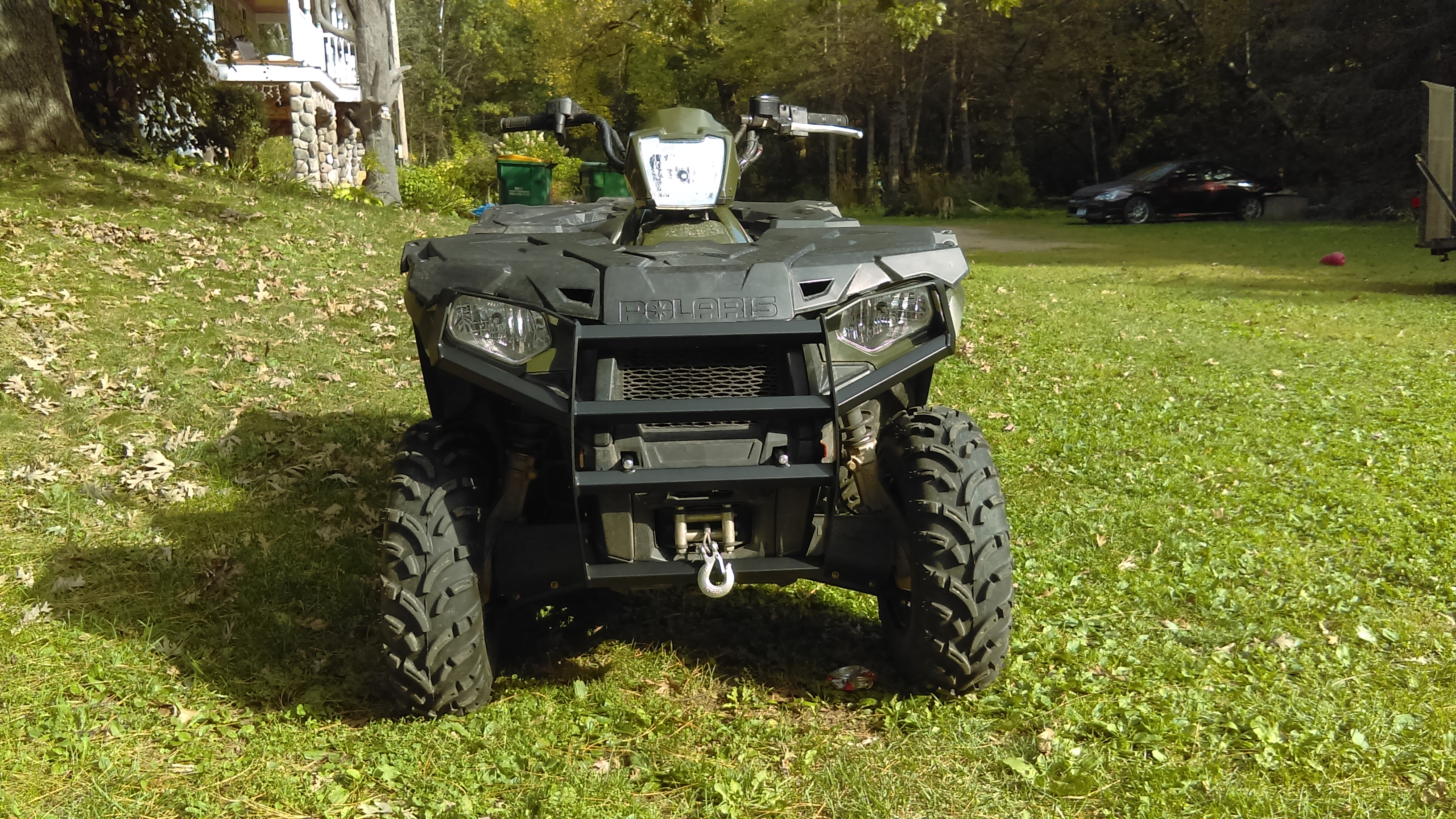 Bought 2017 Polaris Sportsman 450 Ho Page 3 Polaris