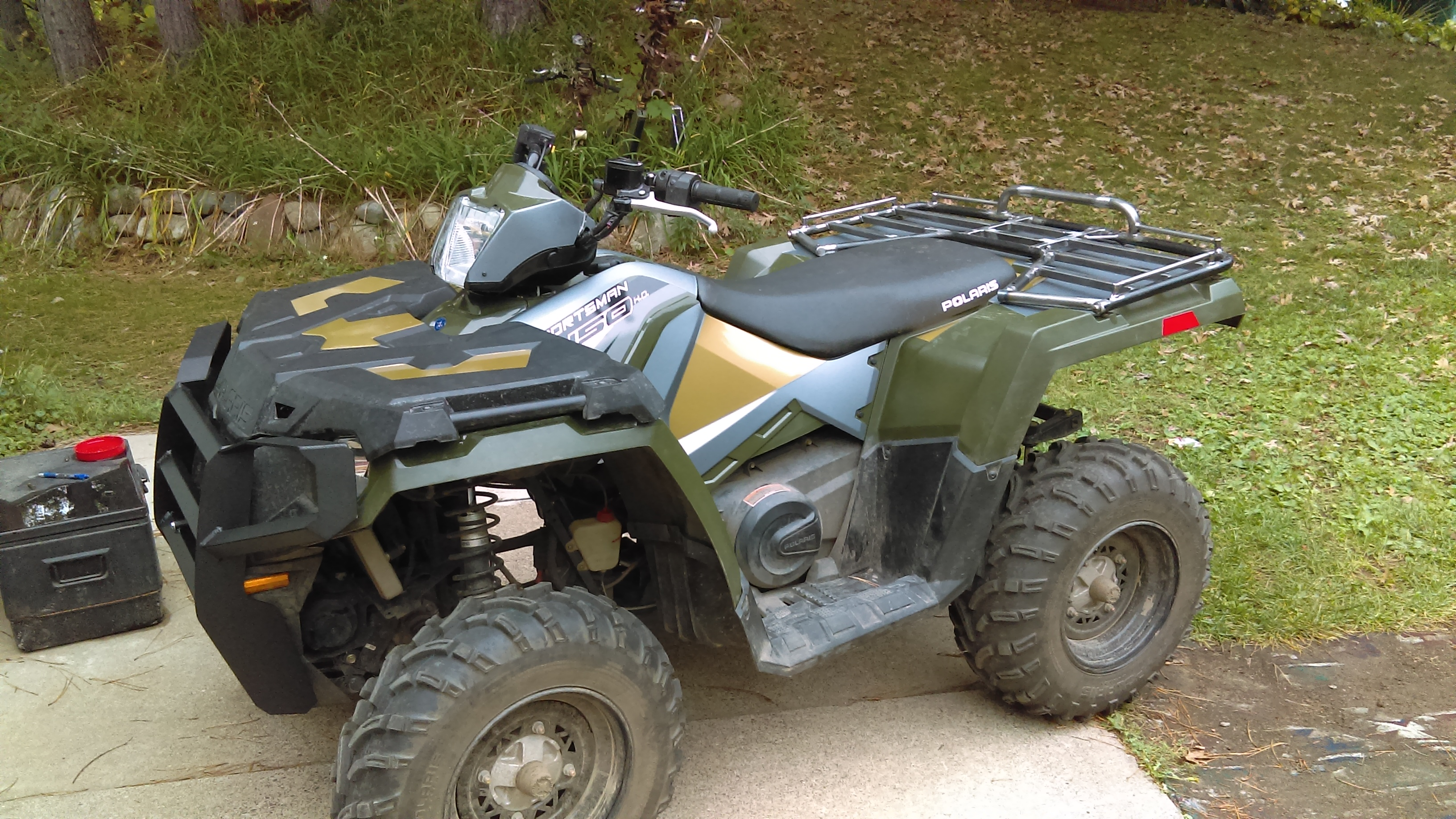 2015 Polaris Ranger >> Bought 2017 polaris sportsman 450 ho - Page 3 - Polaris