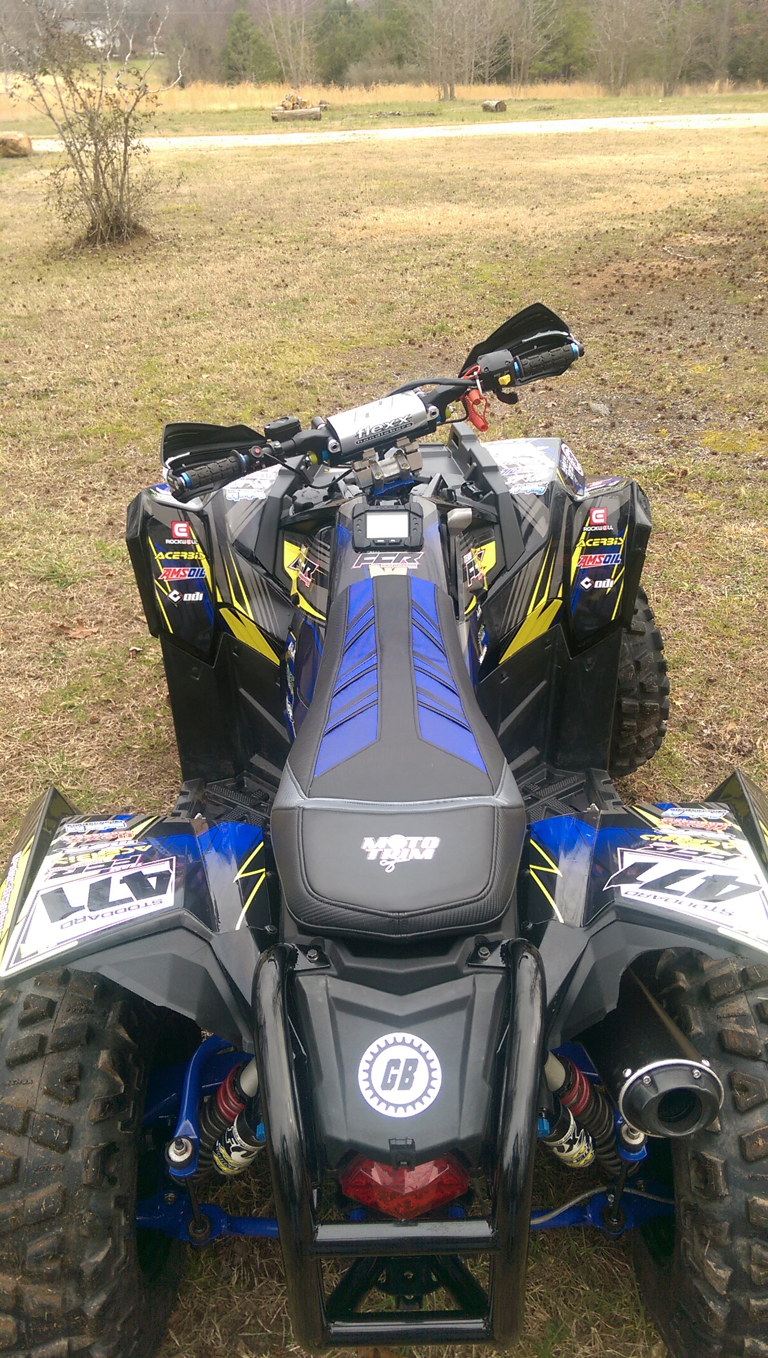 2013 Polaris Scrambler 850le Xc Ready Polaris Atv Forum