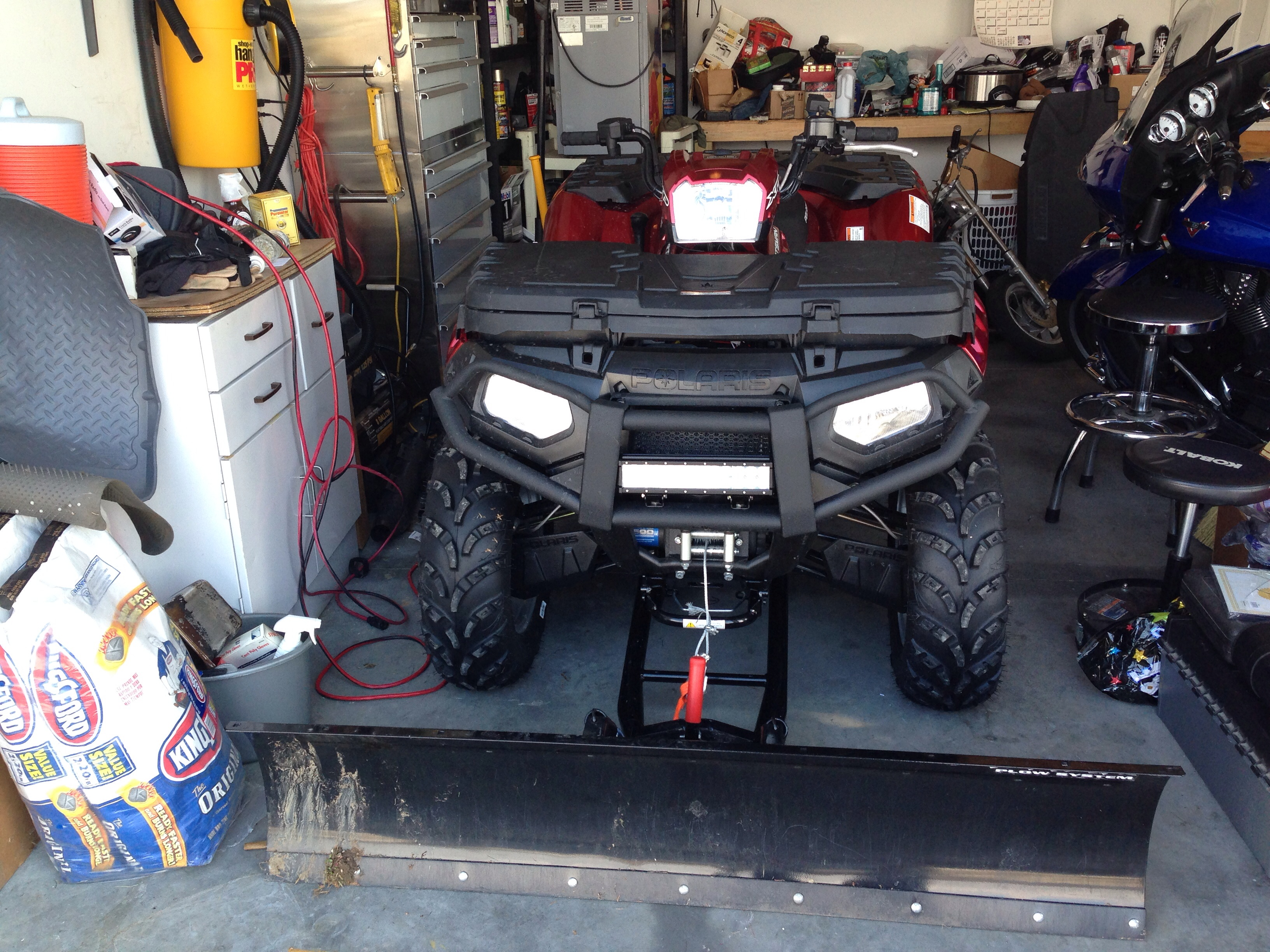 Cree Led 12 Quot Lightbar Polaris Atv Forum
