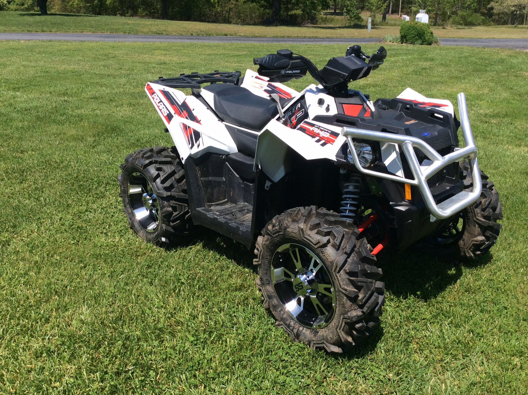 Polaris Sportsman 500 >> The Official Scrambler XP 1000 Photo Thread - Page 6 - Polaris ATV Forum