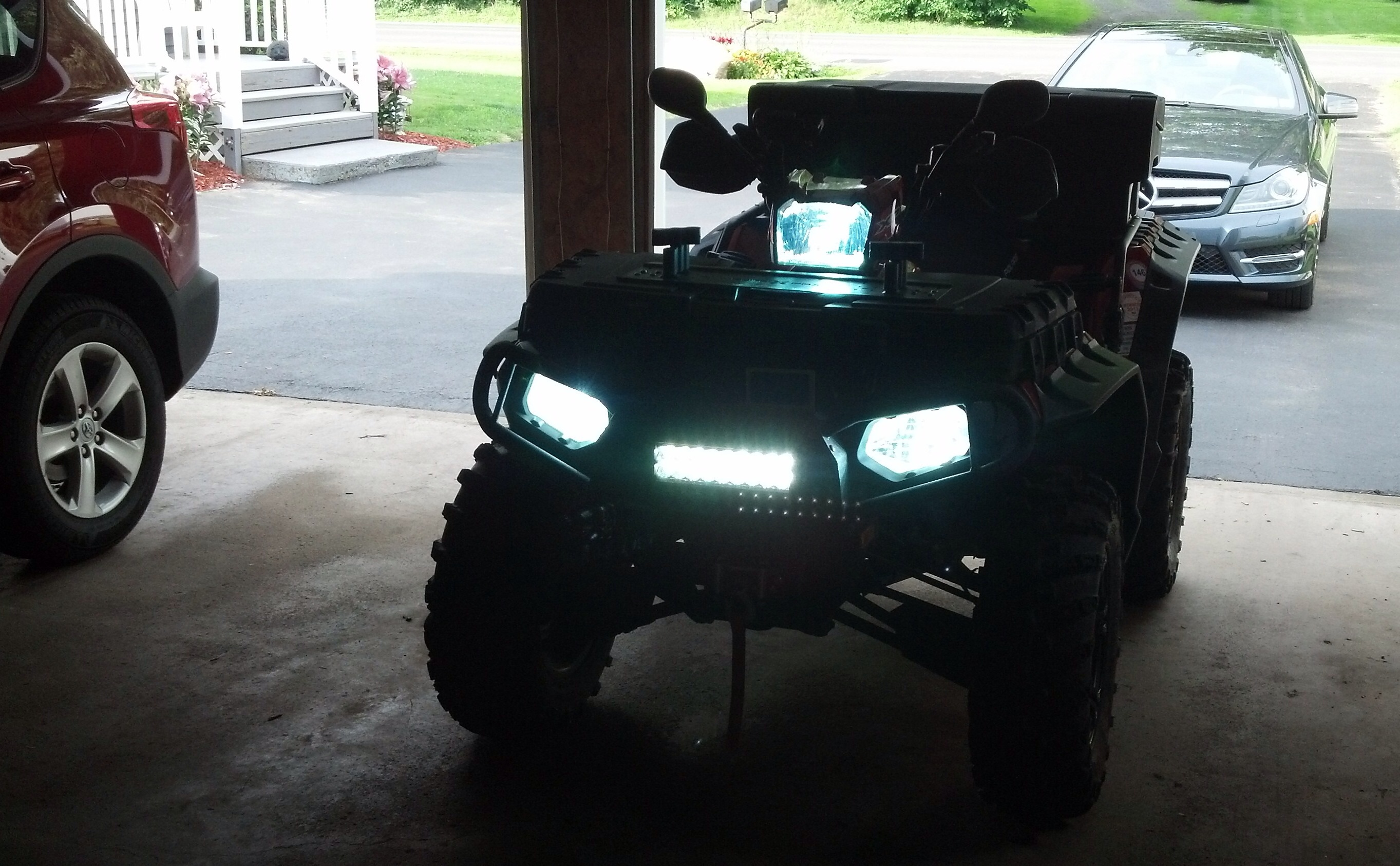 for profile led off road bar assemblies color lights bars light rgbar changing lighting trucks