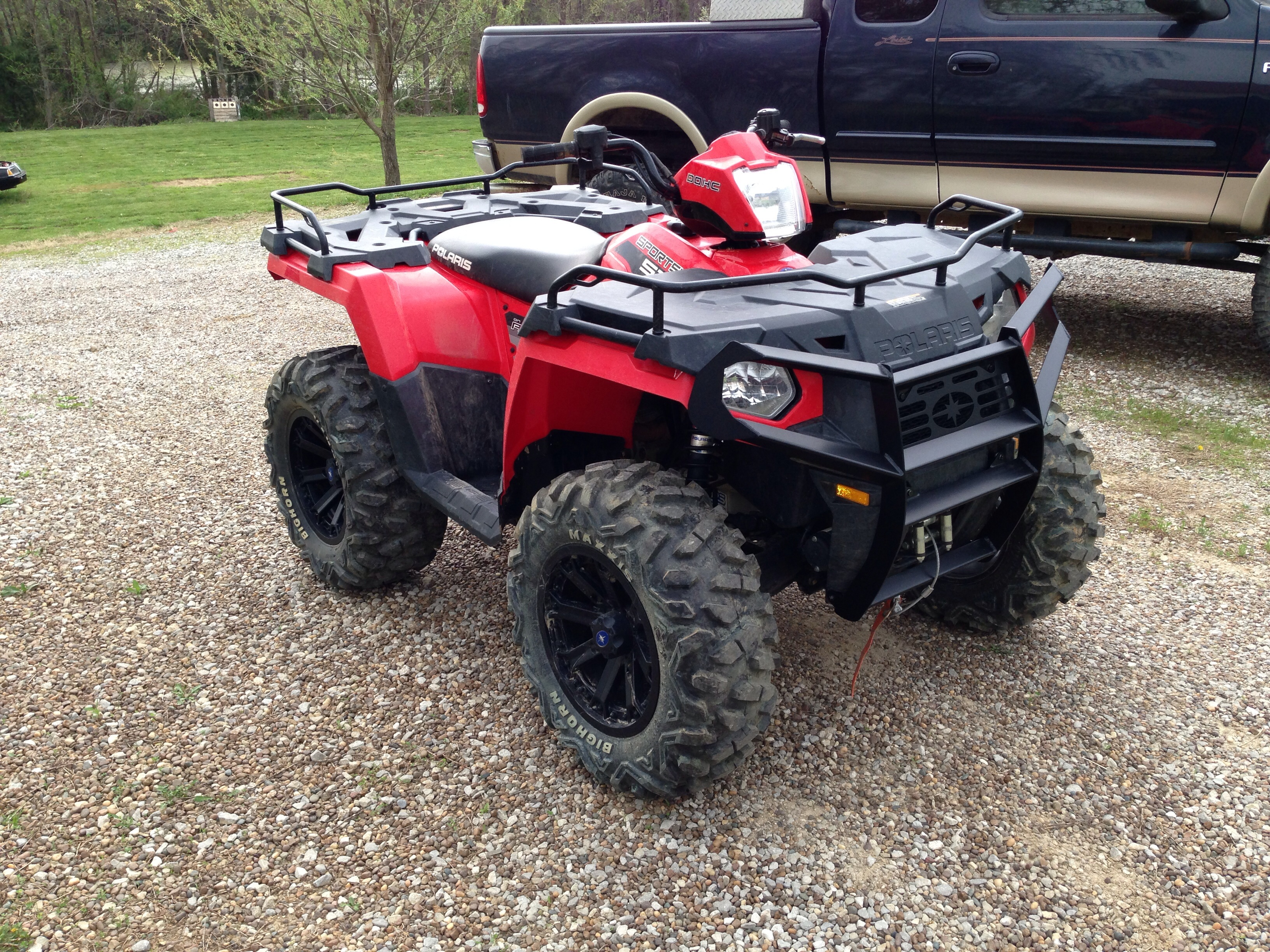 Viking Front Bumper Page 3 Polaris Atv Forum
