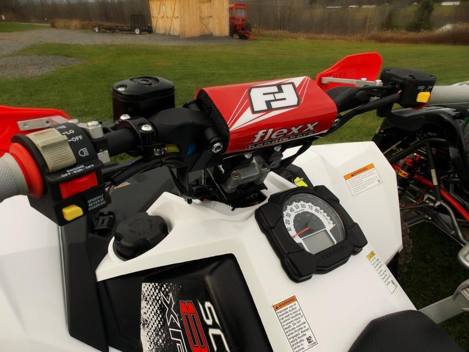 Oakley Airbrake Mx >> Scrambler 1000 - Want To Do Pro Tapers - Who Knows? - Polaris ATV Forum