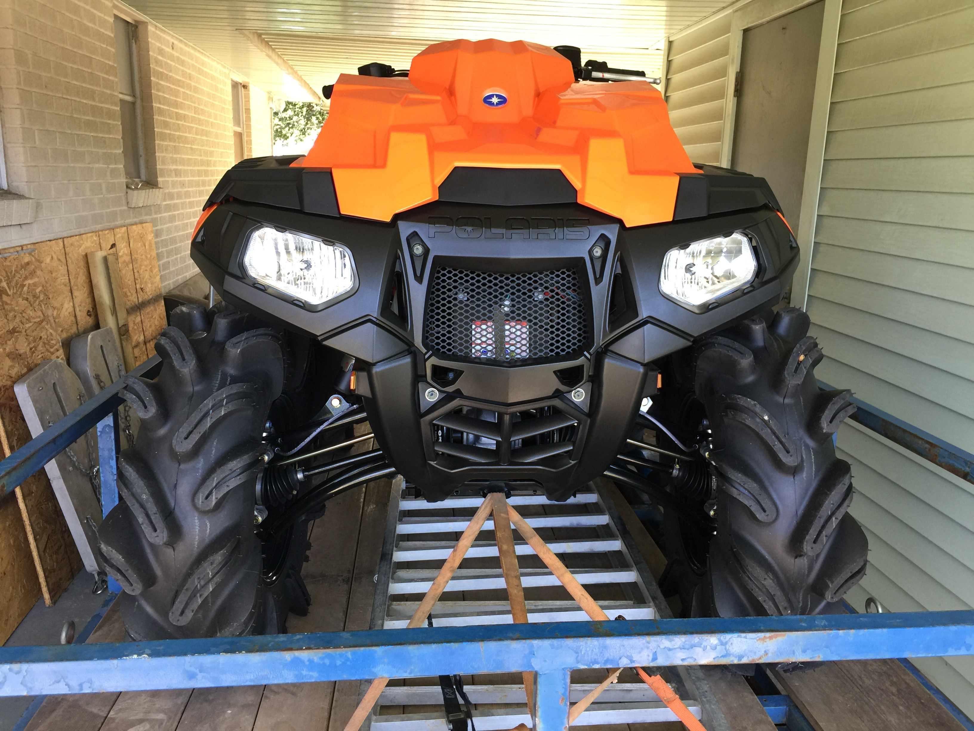 2016 Sportsman 850 Highlifter