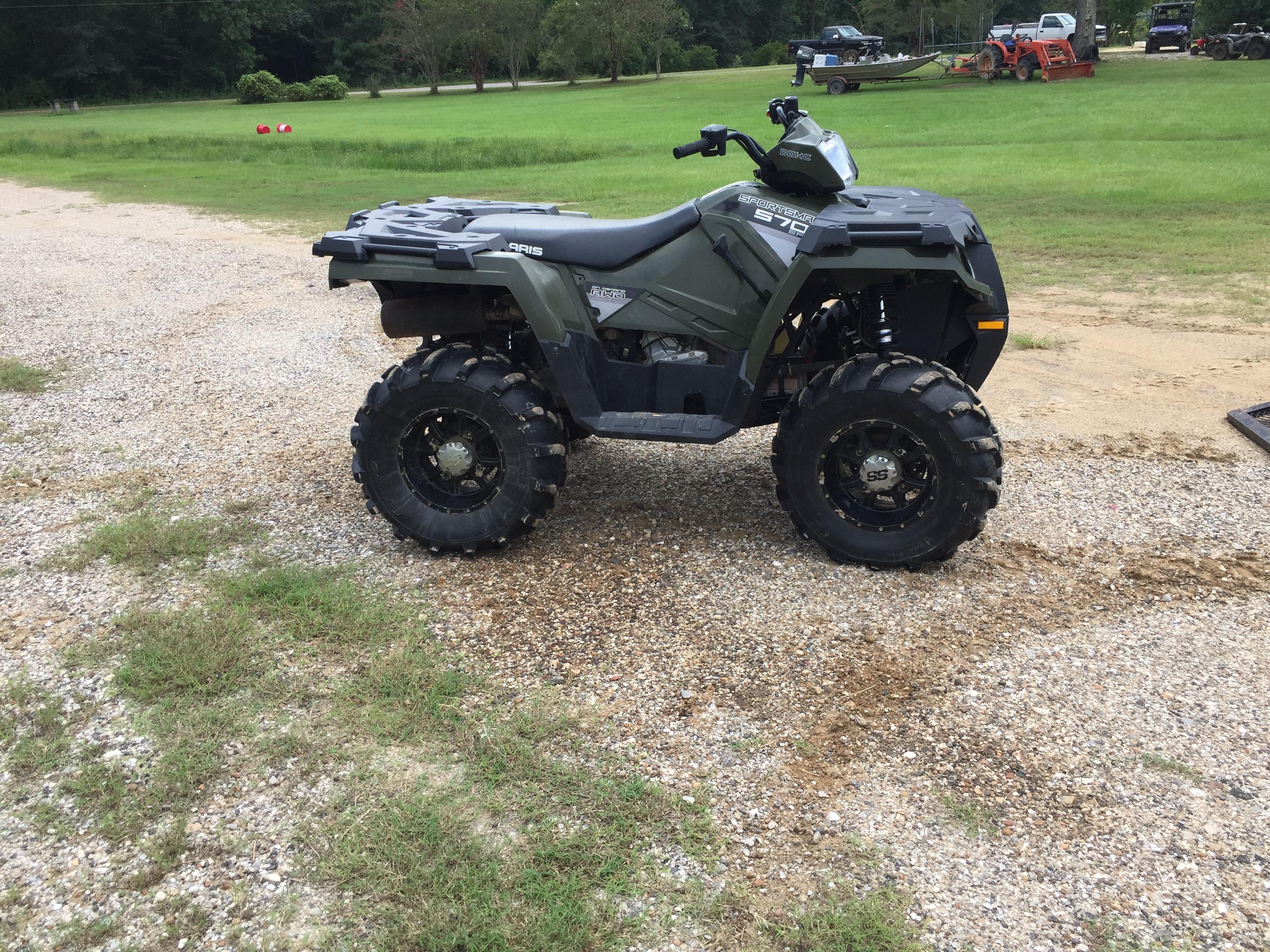 Polaris 500 Sportsman Parts >> Polaris sportsman 570 2 inch lift kit - Polaris ATV Forum