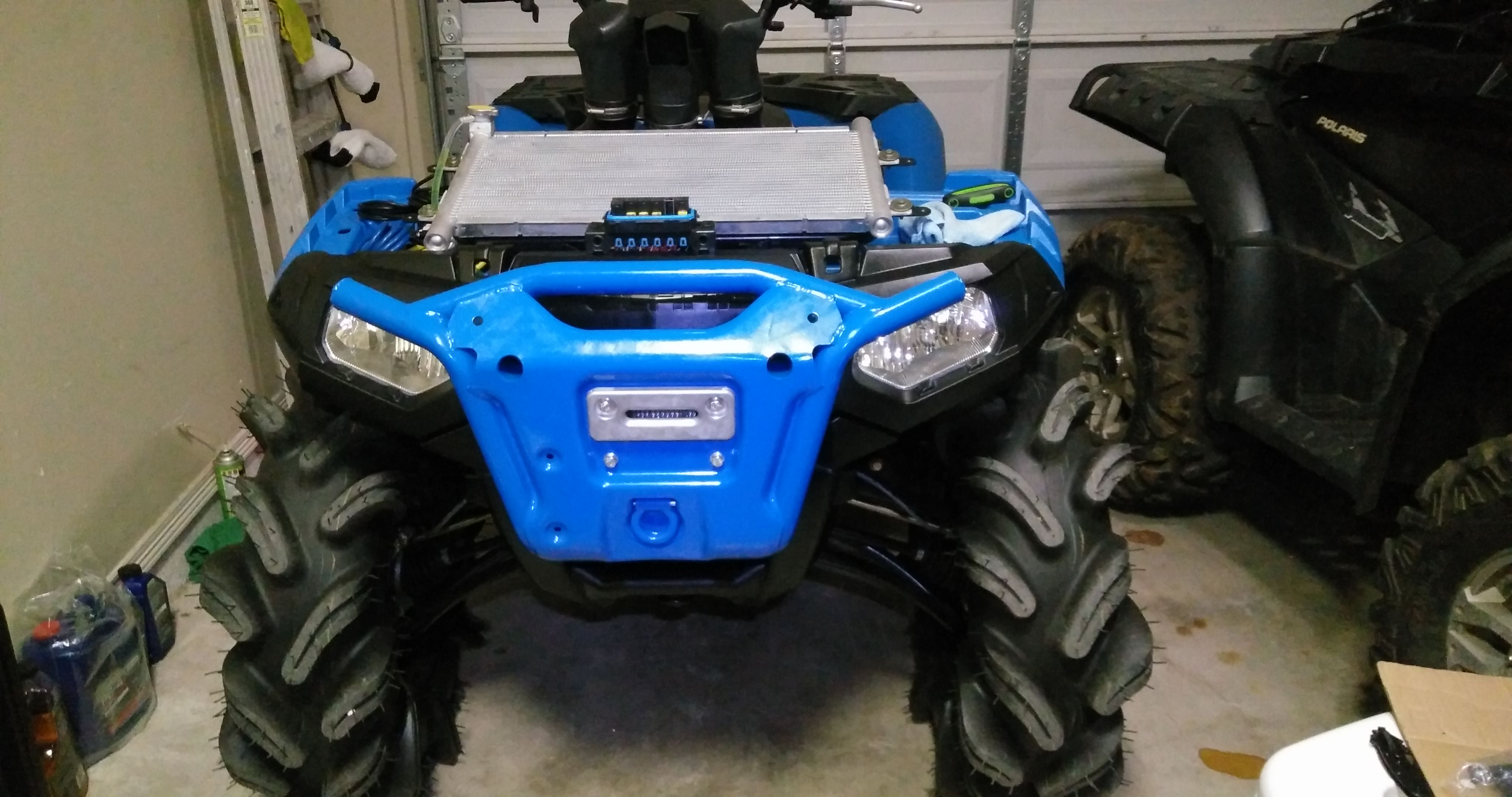 High Lifter Xp 850 And 1000 Picture Thread Page 3
