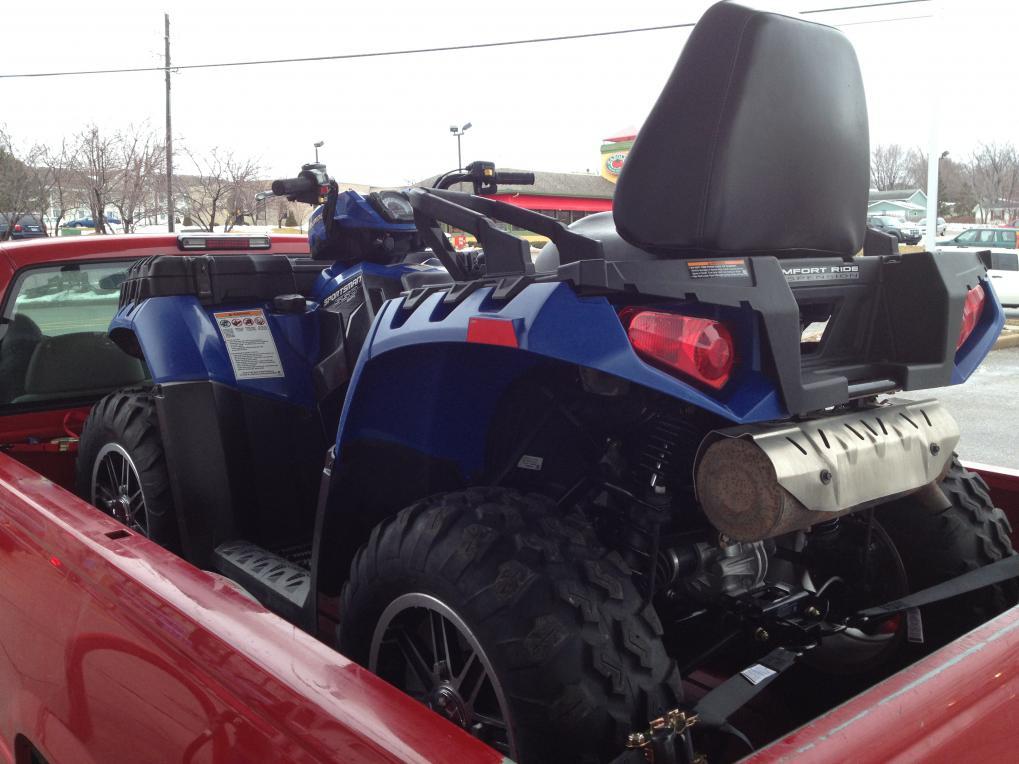 2011 Sportsman Touring 550 Eps