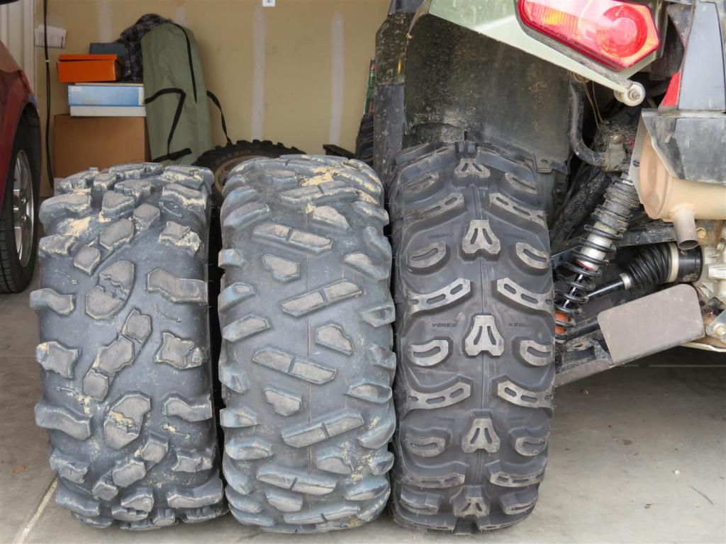 14 Inch Tires >> Kenda Bearclaw HTR questions - Page 3 - Polaris ATV Forum
