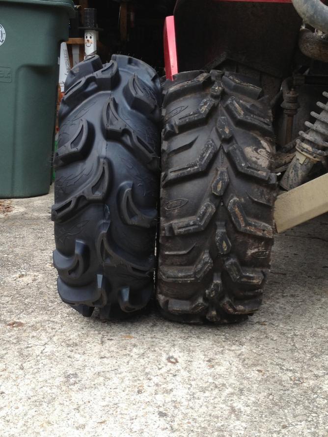 How To Read Tire Size >> Itp Mega Mayhen - Polaris ATV Forum