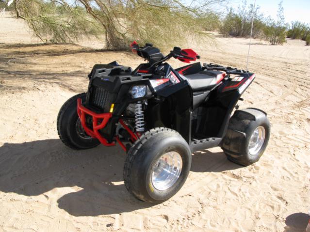 Polaris Scrambler 850 >> Dune Scrambler - Polaris ATV Forum
