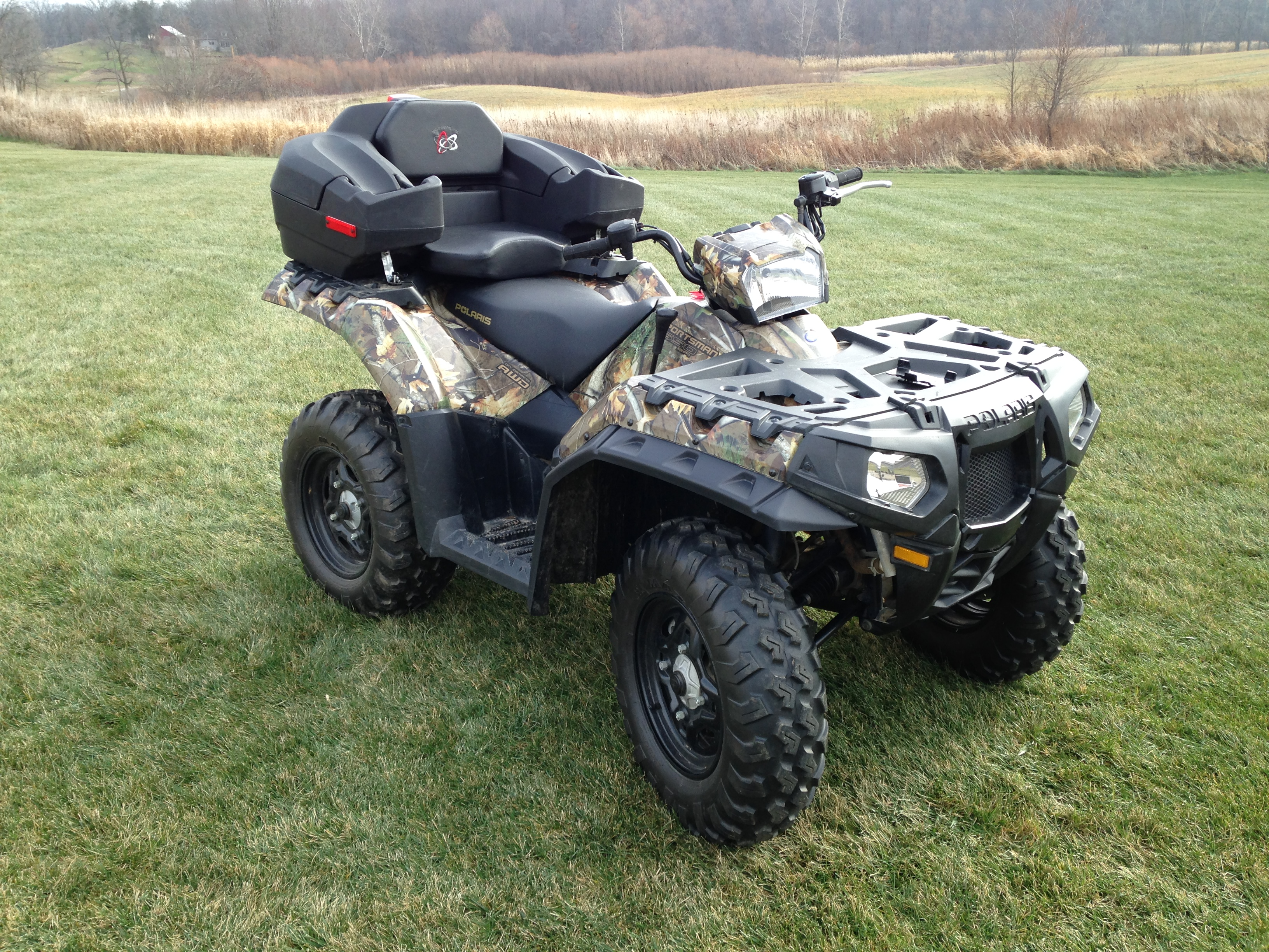 2011 Sportsman 550 Xp - Camo