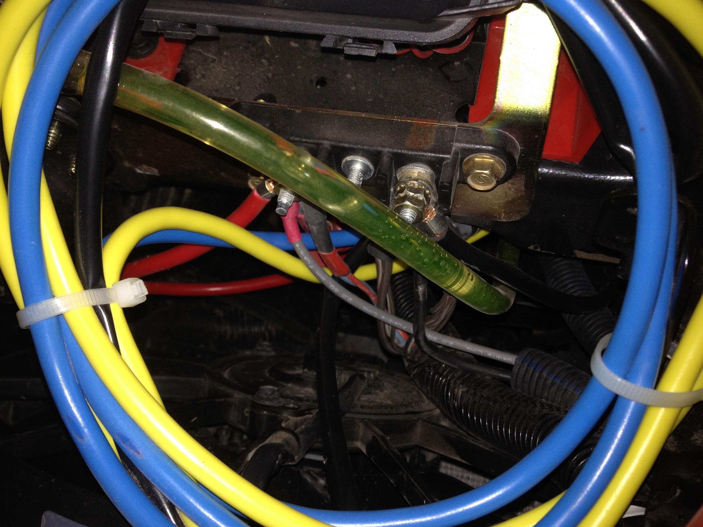 Superwinch lt3000 wiring troubles - Polaris ATV Forum