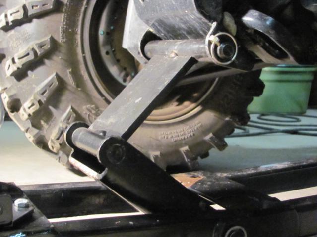 Snow plow install help - Polaris ATV Forum