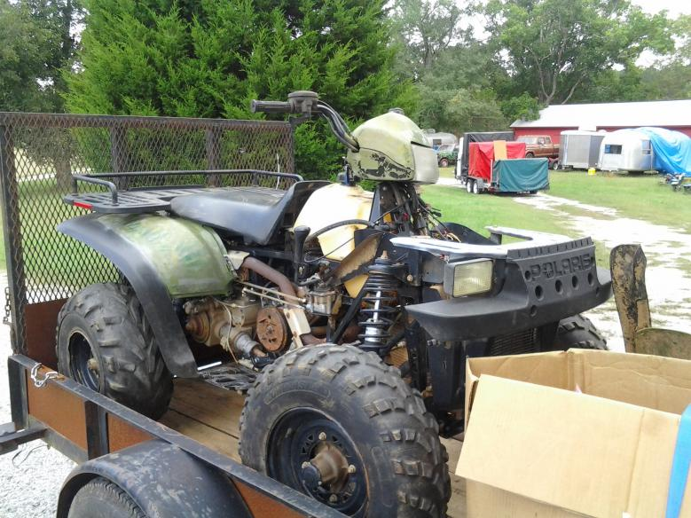 Kawasaki Stx 15F >> 2001 Polaris Sportsman 500 H.O. Idles but won't Run - Polaris ATV Forum