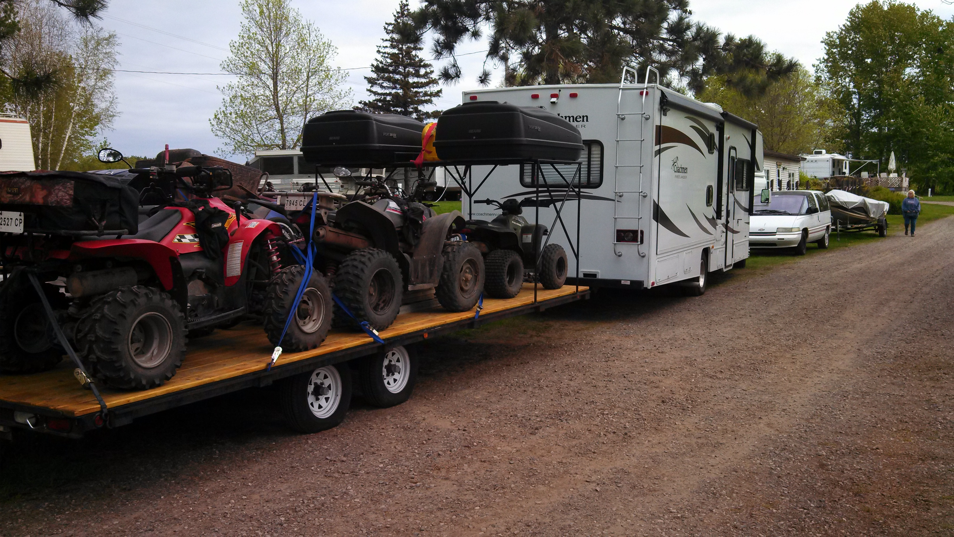 How To Give Your Utility Trailer More Utility Page 2