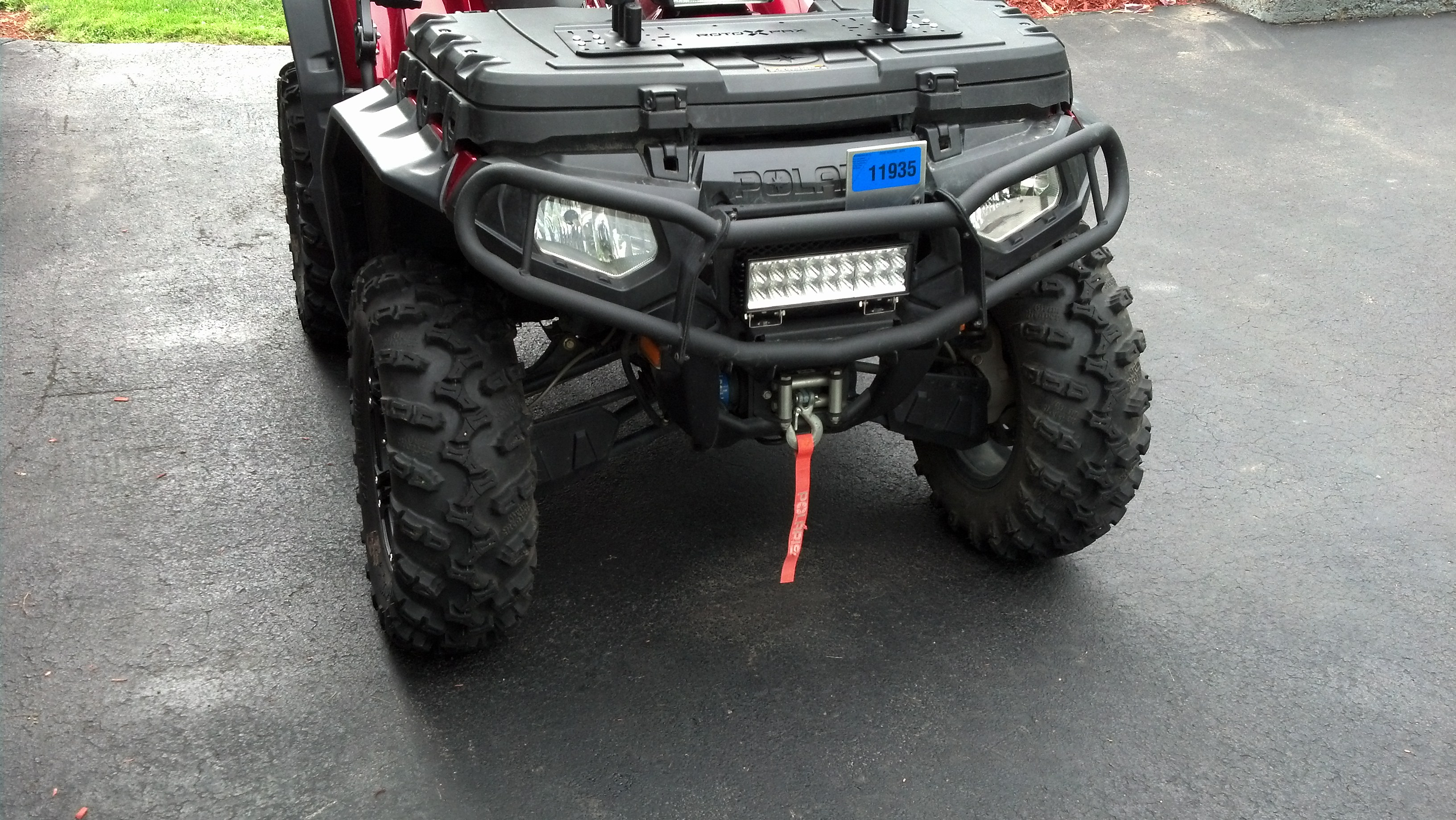 ATV Light Bar