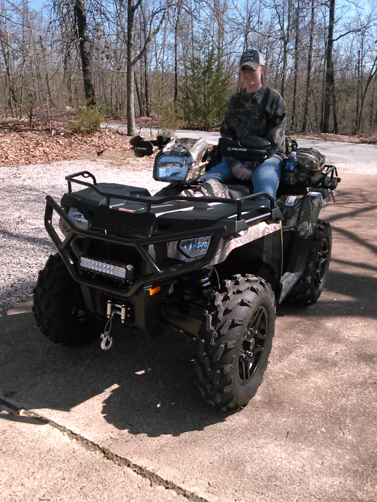 My full review on the 2015 Polaris Sportsman 570 SP Hunter
