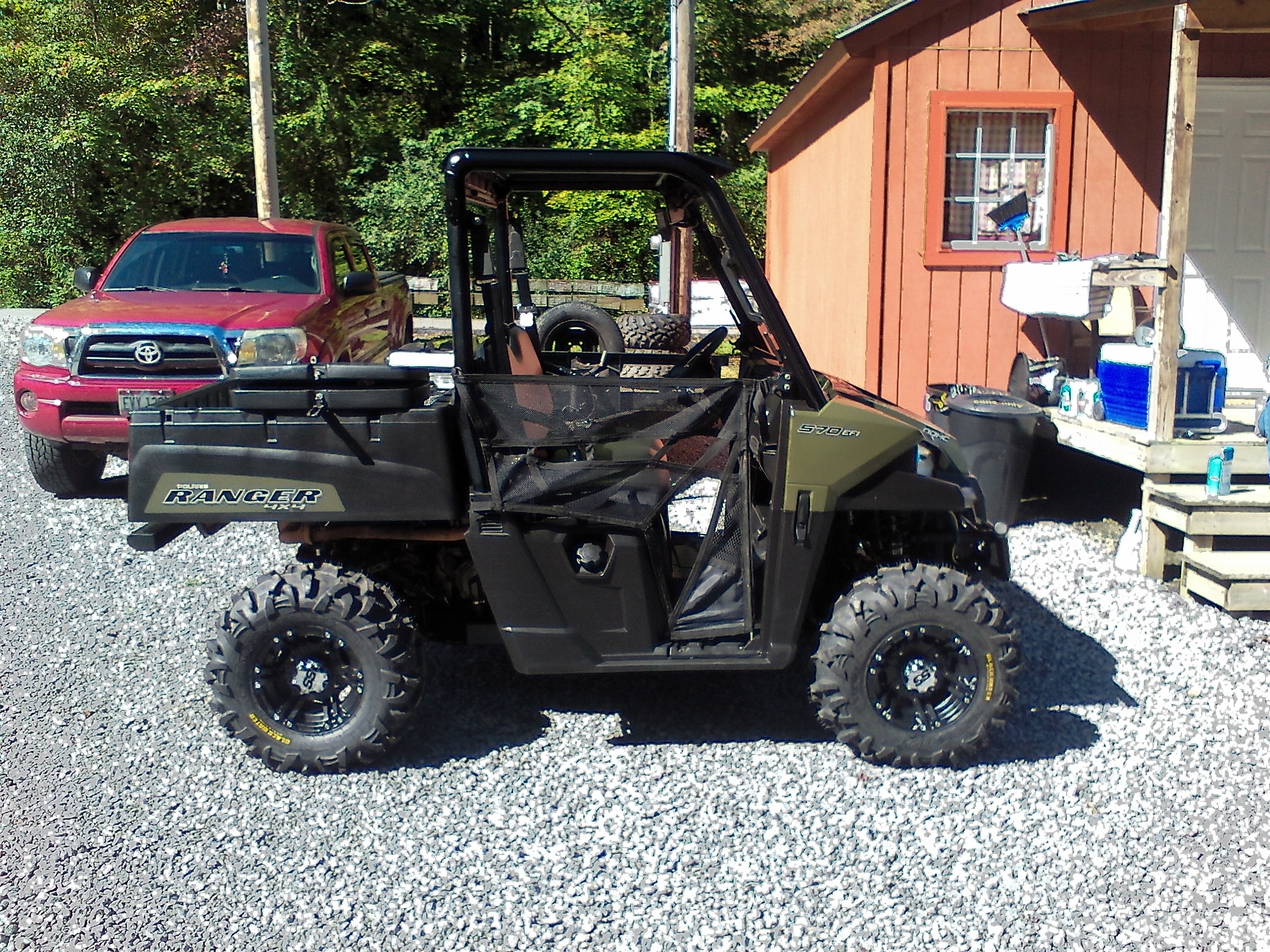wheel spacers 2014 polaris ranger 570 efi page 2. Black Bedroom Furniture Sets. Home Design Ideas