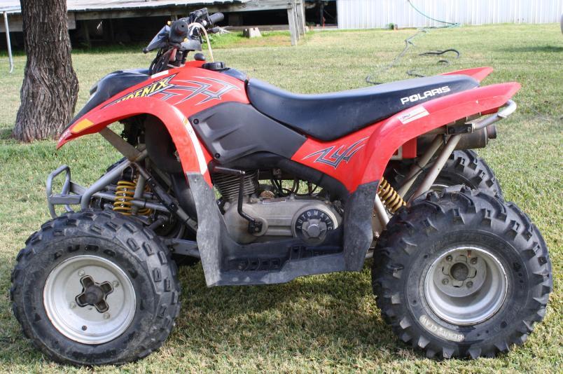 Chinese Atv For Sale >> 2006 Polaris Phoenix 200 DFW area in TX - Polaris ATV Forum