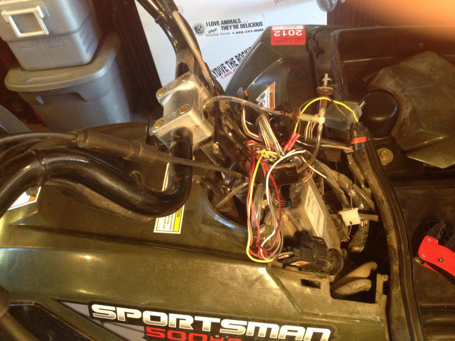 2006 Polaris Sportsman 500 Ho Wiring Diagram - Wiring Diagram