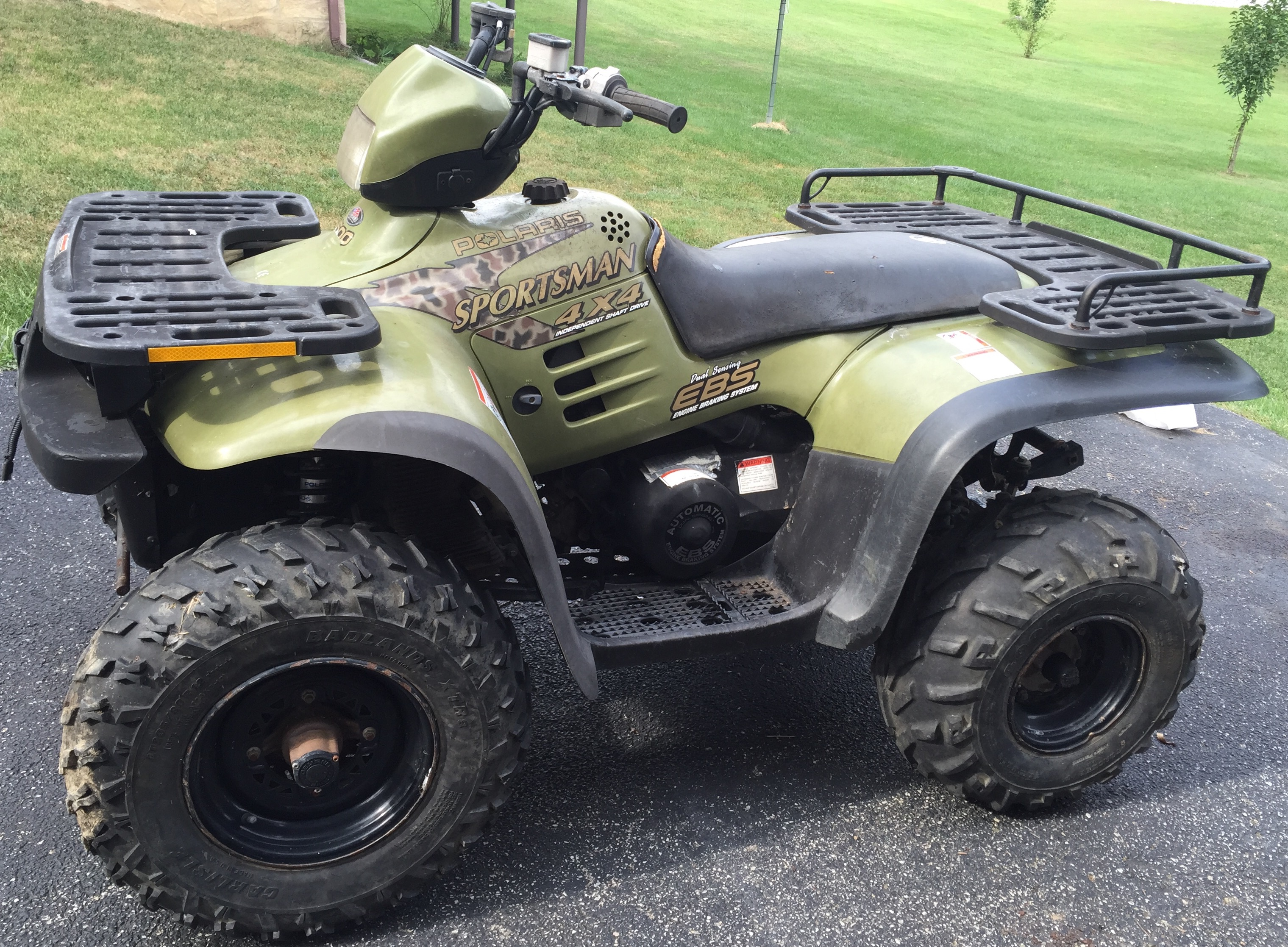 1999 polaris sportsman 500 looking for info advice. Black Bedroom Furniture Sets. Home Design Ideas