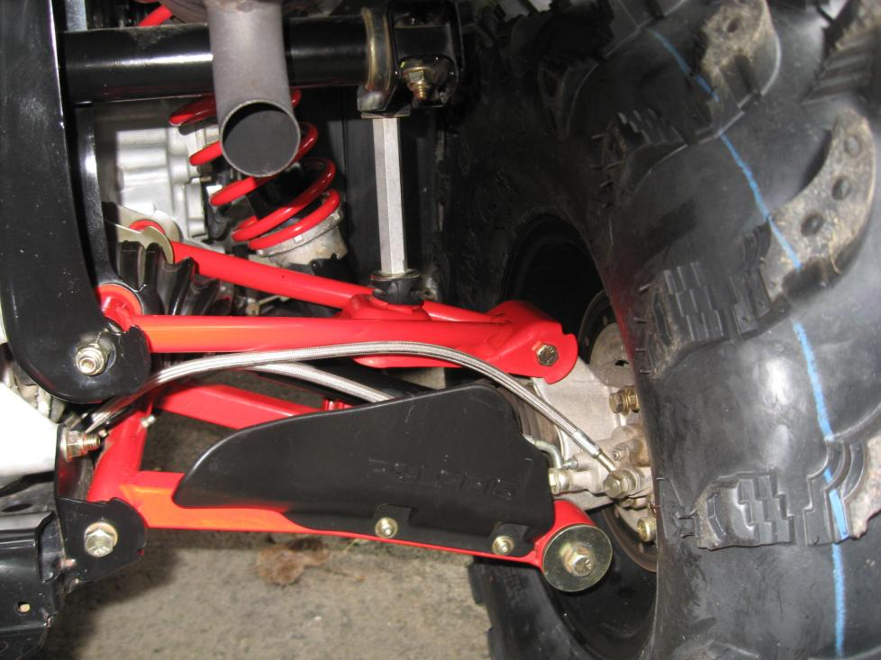 07 800 Efi Upgrade Polaris Atv Forum