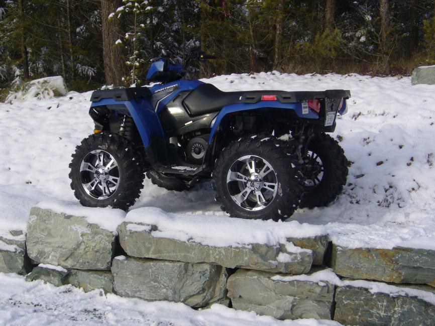 2011 polaris sportsman 400ho fitment question polaris atv forum click image for larger version name p1030062g views 13697 size 962 sciox Gallery