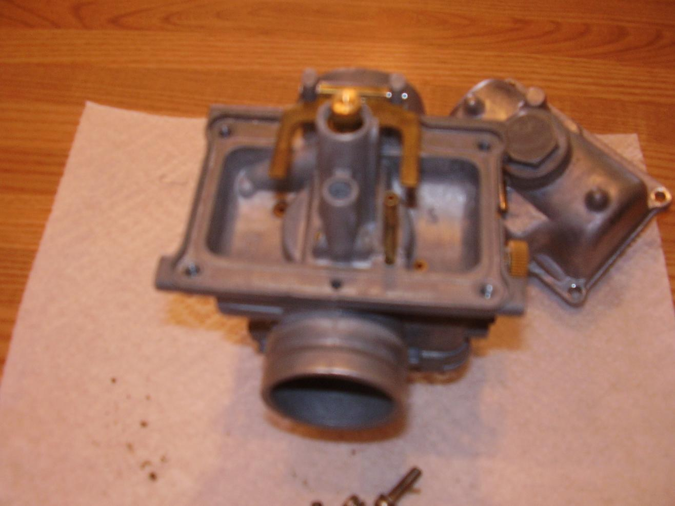 Polaris Trail Boss 250 Carburetor Diagram