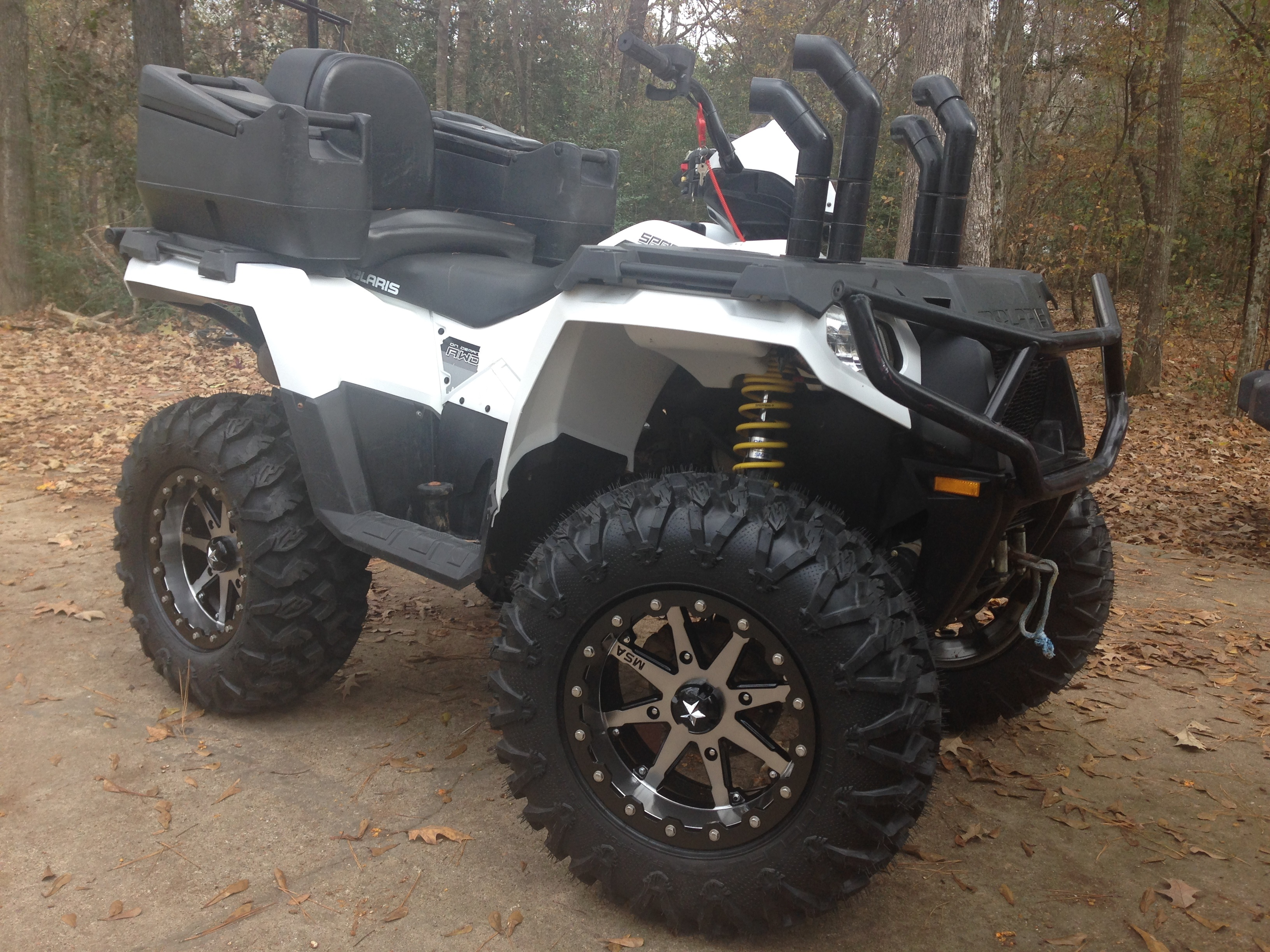 2014 Sportsman 570 Snorkel Kit Page 5 Polaris ATV Forum