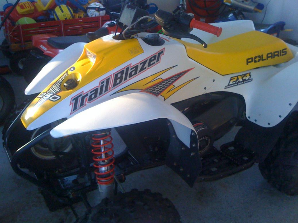 2001 Trailblazer 250 - Polaris ATV Forum
