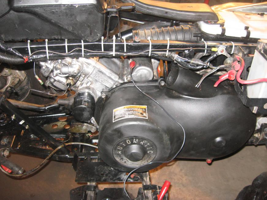 Polaris Sportsman 400 >> Project Fire Duck: 2011 Sportsman 500 Rebuild - Page 6 - Polaris ATV Forum
