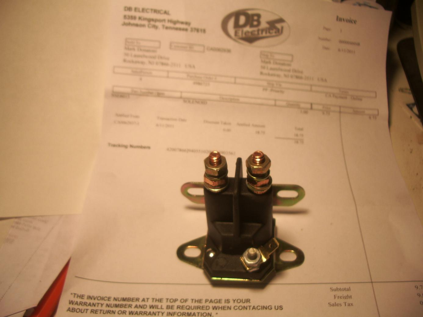 starter removal 2005 polaris sportsman 500 h o polaris atv forum click image for larger version picture of solenoid 002 jpg views 5662
