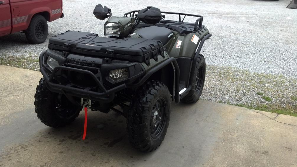 2012 850XP Mods - Polaris ATV Forum
