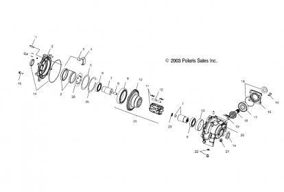 polaris ranger rzr 800 wiring diagram front diff - where to get large bushing - polaris atv forum polaris ranger 700 diff wiring diagram #9