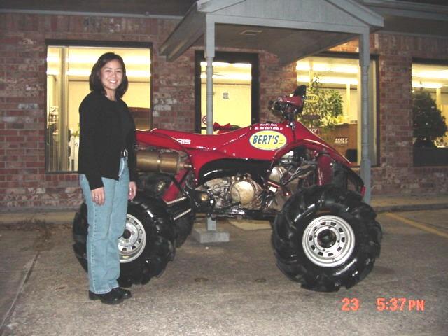 Polaris Trailblazer 250 >> Big Mudders on a Scrambler? - Polaris ATV Forum