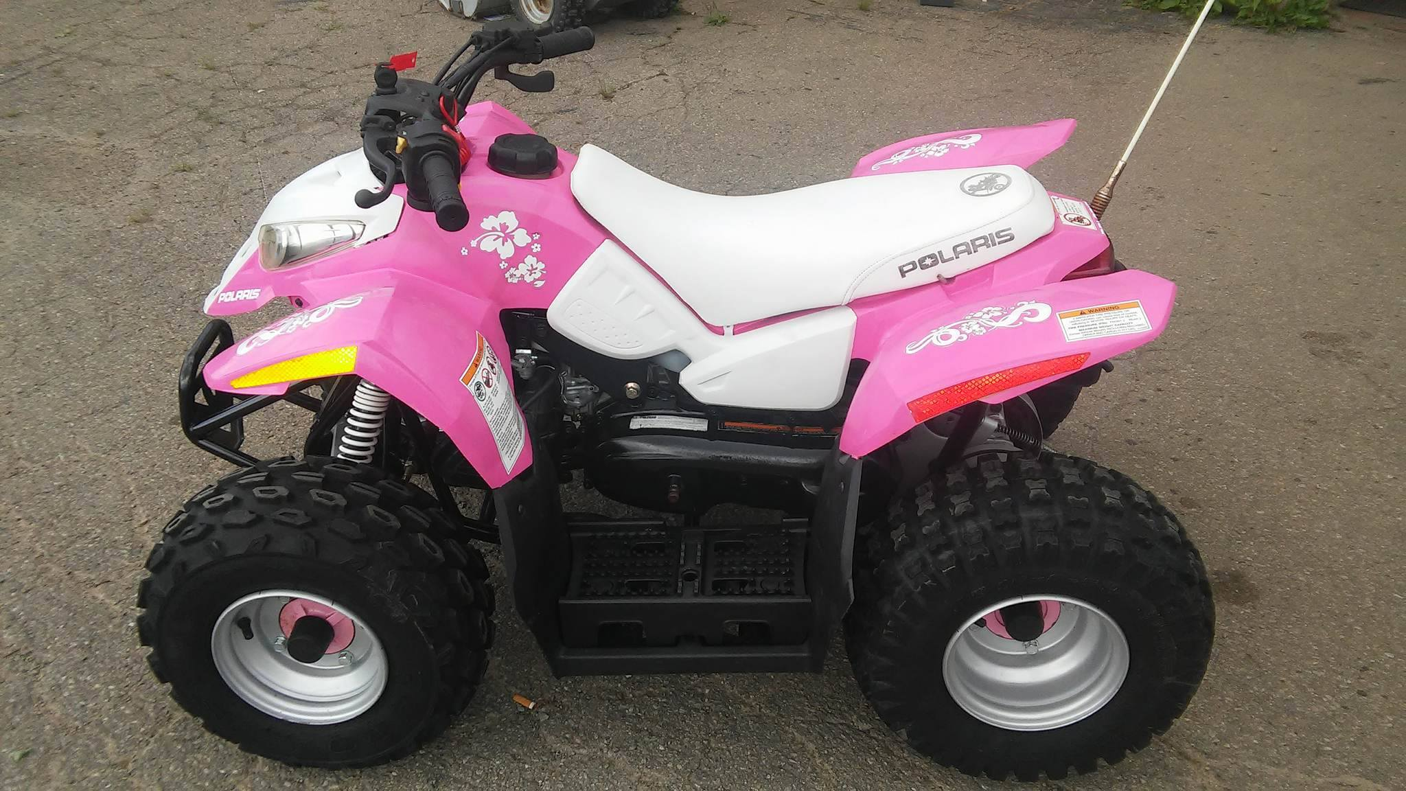 Polaris Outlaw 50 >> 2006 Polaris Outlaw 50 $1395.00 - Polaris ATV Forum