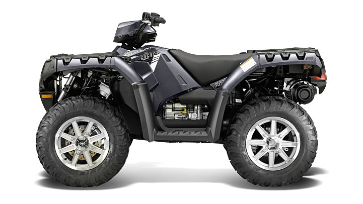 2014 Polaris Sportsman 550 Eps