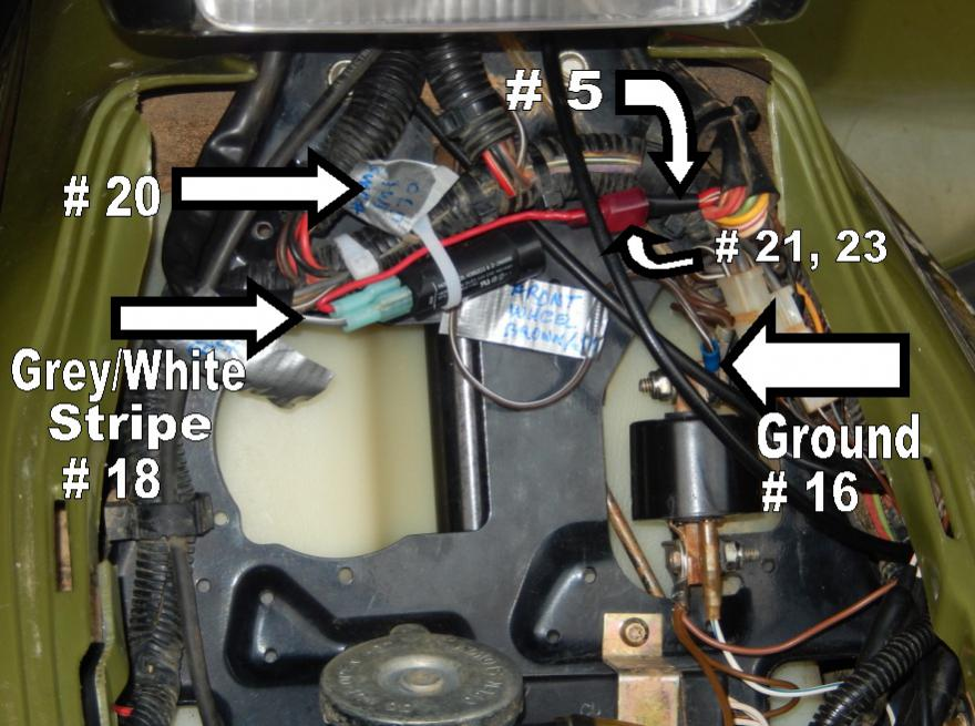 Polaris 700 Wiring Diagram