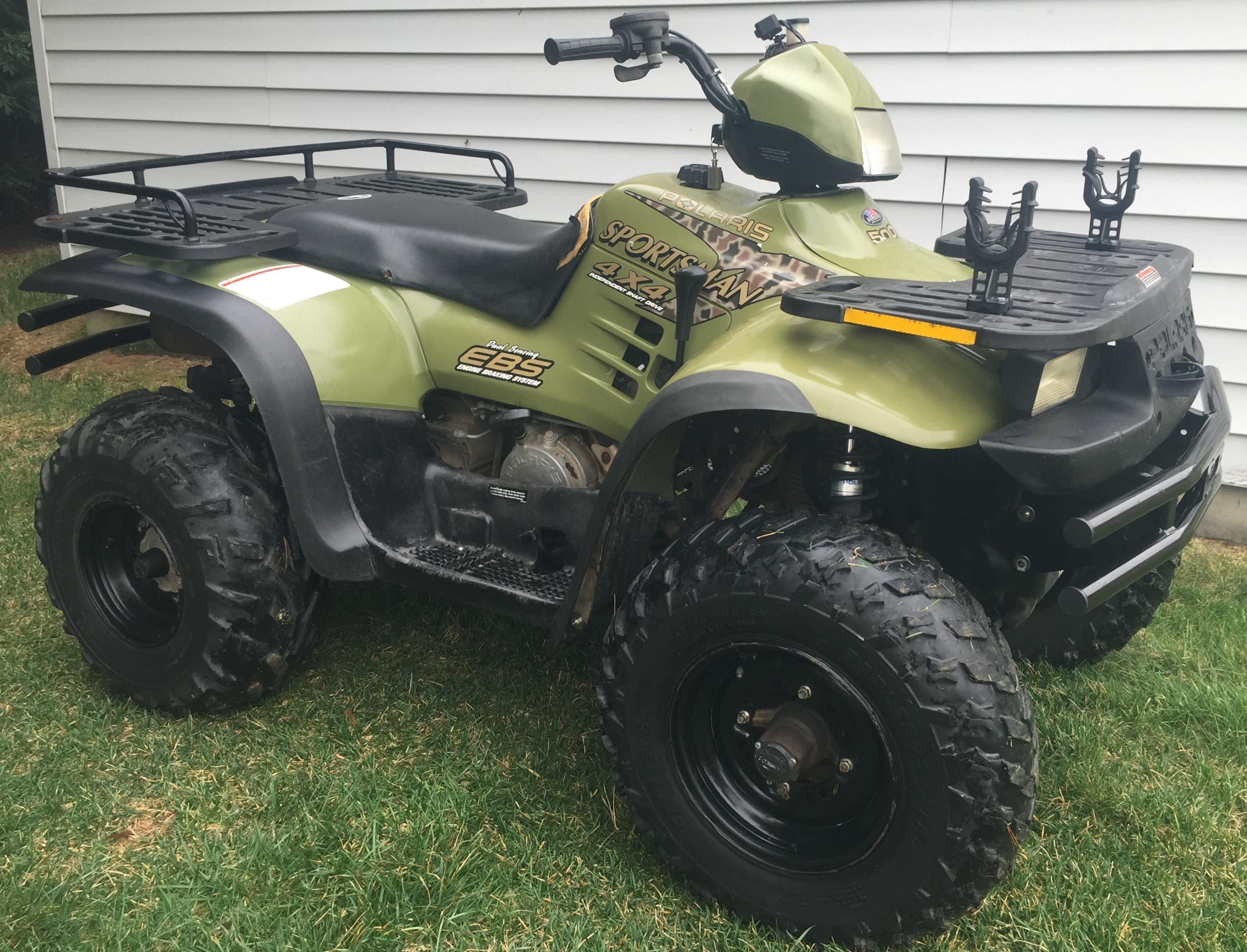 99 polaris sportsman 500 brakes locked page 2 polaris atv forum. Black Bedroom Furniture Sets. Home Design Ideas